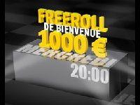 Bwin Poker vous accueille avec un Freeroll 1000 Euro