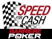 Barrière Poker : nouvelle version à 10 000 Euro de Speed For Cash