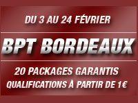 Barrière Poker : 20 Packages BPT Bordeaux à gagner