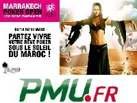PMU Poker vous convie au Maroc pour le Marrakech Poker Open