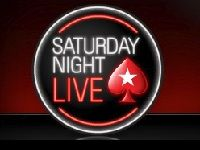 PokerStars : Saturday Night Live, 30 000 Euro et 9 sièges FPS 3