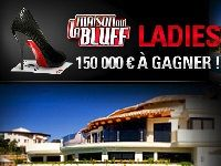 PokerStars : qualifications Femmes pour la Maison du Bluff 3