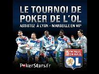 PokerStars : dernières chances pour le Tournoi Spécial OL - OM