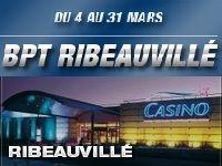 Barrière Poker : gagnez 20 Packages BPT Ribeauvillé à 2000 Euro