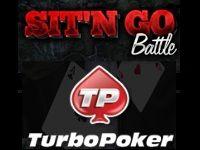 Turbo Poker : 5000 Euro à se partager avec Sit & Go Battle