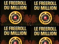 PokerStars : participez gratuitement au Freeroll du Million