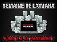 Barrière Poker lance la Semaine de l'Omaha avec 5000 Euro
