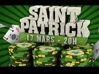 Winamax Poker vous offre 10 000 Euro pour la Saint-Patrick