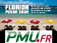 PMU Poker : vacances en Espagne et Florida Poker Tour 2013