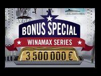Winamax Poker : Bonus et Freeroll Winamax Series 2013