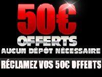 Turbo Poker : réclamez vos 50 Euro offerts sans dépôt obligatoire