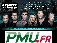 PMU Poker : ce Samedi, 15 000 Euro et des Pros pour Le Spécial