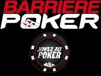 Barrière Poker : jusqu'à 460 Euro pour le nouveau Bonus 1er dépôt
