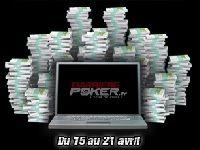 Barrière Poker : encore 8000 Euro pour la Semaine du Cash Game
