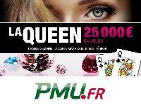 PMU Poker : empochez 30 000 Euro grâce à La Queen