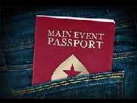 PokerStars : 31 Packages Main Event Passport à 10 000 Euro