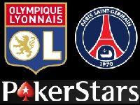 PokerStars : gagnez plusieurs places VIP pour OL - PSG