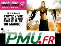 PMU Poker : gagnez 180 000 Euro sous le soleil du Maroc