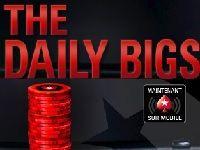 PokerStars : gagnez 50 000 Euro par jour avec The Daily Bigs