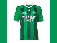 Winamax Poker vous offre 5 maillots et 400 Posters de l'ASSE