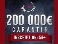 Winamax Poker : 200 000 Euro pour le Main Event du 2 Juin
