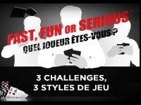 Everest Poker : vous êtes plutôt un joueur Fast, Fun or Serious ?