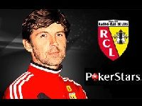 PokerStars : jouez contre le Coach du Racing Club de Lens