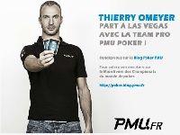PMU Poker : Thierry Omeyer s'envolera bientôt vers Las Vegas
