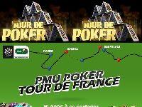 Bwin Poker et PMU Poker font leur Tour de France en Juillet