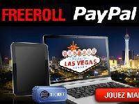PokerStars : Mac Book, iPhone 5 et iPad pour le Freeroll Paypal