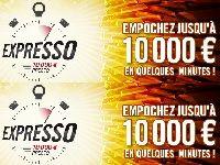 Winamax Poker lance l'Expresso doté jusqu'à 10 000 Euro