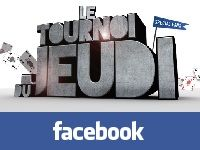 Winamax : le Tournoi Facebook du Jeudi continue cet été