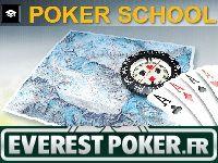 Everest Poker présente sa Poker School en ligne