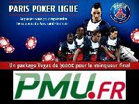PMU Poker : ce soir, gagnez 6 places pour PSG - AC Ajaccio