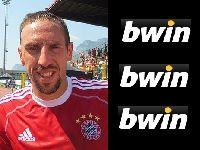 Bwin Poker vous invite à Munich pour voir Franck Ribéry