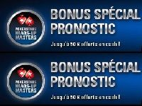 PokerStars : gagnez 50 Euro grâce aux Heads-Up Masters