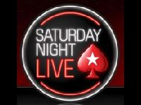 PokerStars : Saturday Night Live, 30 000 Euro et 9 Sièges FPS