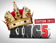 King Five 2012 sur Winamax