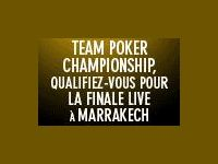 Poker : le PMU relance son Team Poker Championship