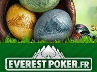 Participez au Festival de Pâques d'Everest Poker