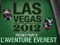 Everest Poker vous accompagne à Las Vegas