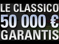 Poker : 50 000 Euro pour Le Classico de PokerStars