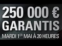 Fête du Travail : empocher 35 000 Euro au Poker ?