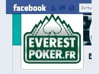 Everest Poker vous invite à voter sur Facebook