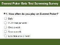 Everest Poker : tester la nouvelle version en exclusivité ?