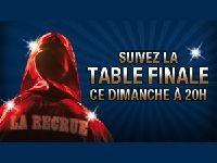 Barrière Poker : qui sera La Recrue ce Dimanche ?