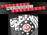 Turbo Poker : près de 200 Freerolls tous les mois ?
