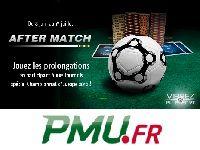 PMU Poker : un match = un tournoi pendant l'Euro 2012