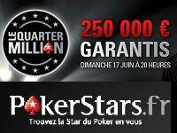 Poker : 250 000 Euro pour l'anniversaire de PokerStars
