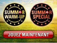 PokerStars : 150 000 Euro par semaine à gagner cet été